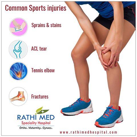 Sports Injury Hospital in Chennai